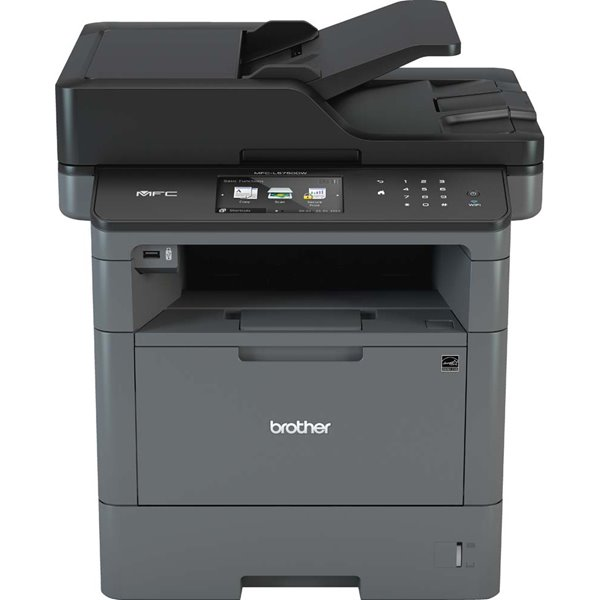 Laser Printers Brother MFCL5750DW All In One Mono Laser Printer