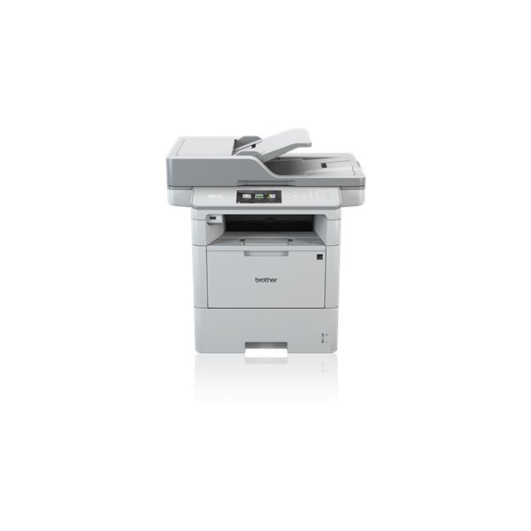 Laser Printers Brother MFCL6900DW All In One Mono Printer
