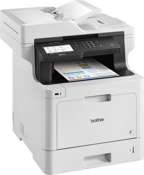 Laser Printers Brother MFCL8900CDW WiFi Multifunctional Printer