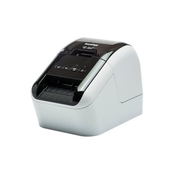 Laser Printers Brother QL800 2 COLOUR Label Printer