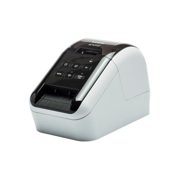 Laser Printers Brother QL810W Wireless Label Printer
