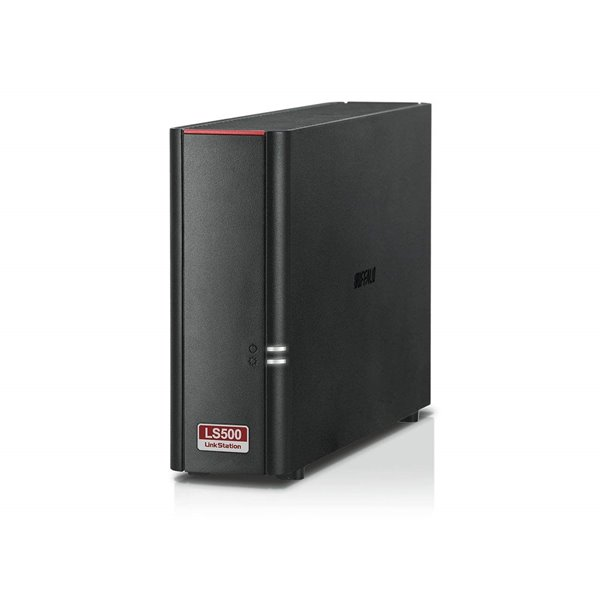 Locks Buffalo NAS 4TB LinkStation 510 LAN 1x 4TB HDD