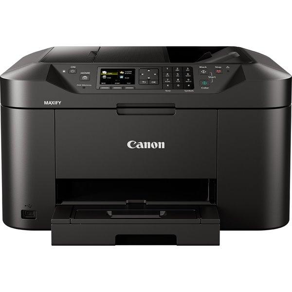 Inkjet Printers Canon MAXIFY MB2155 A4 Colour Inkjet Printer