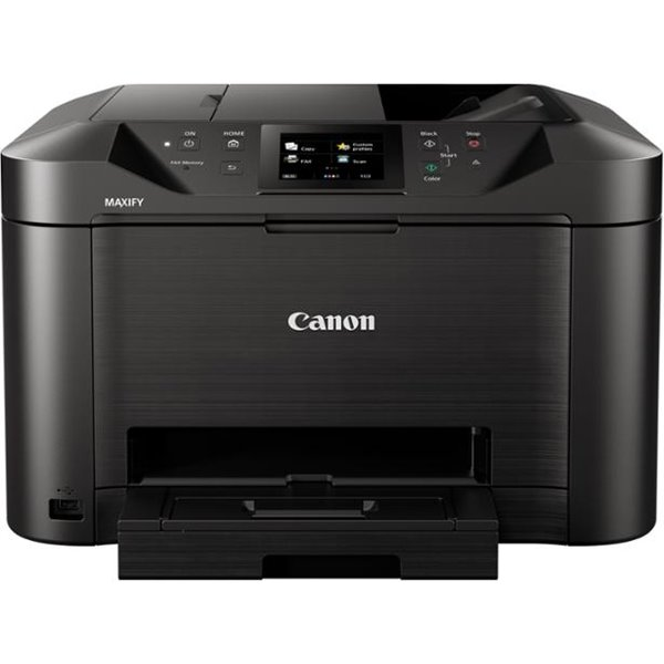 Inkjet Printers Canon MAXIFY MB5155 A4 Colour Inkjet Printer