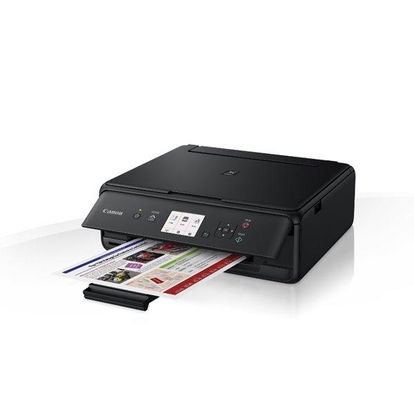 Multifunctional Machines Canon Pixma TS5050  Clr Inkjet  MFP Printer