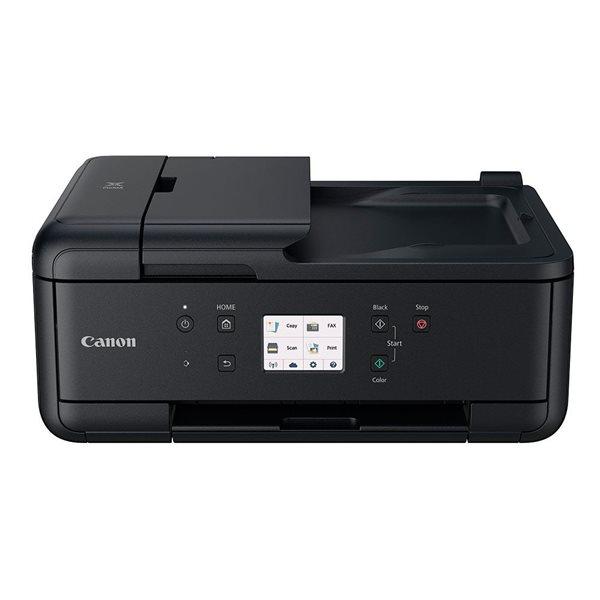 Laser Printers Canon TR7550 A4 Colour Inkjet 4 in 1 MF Printer