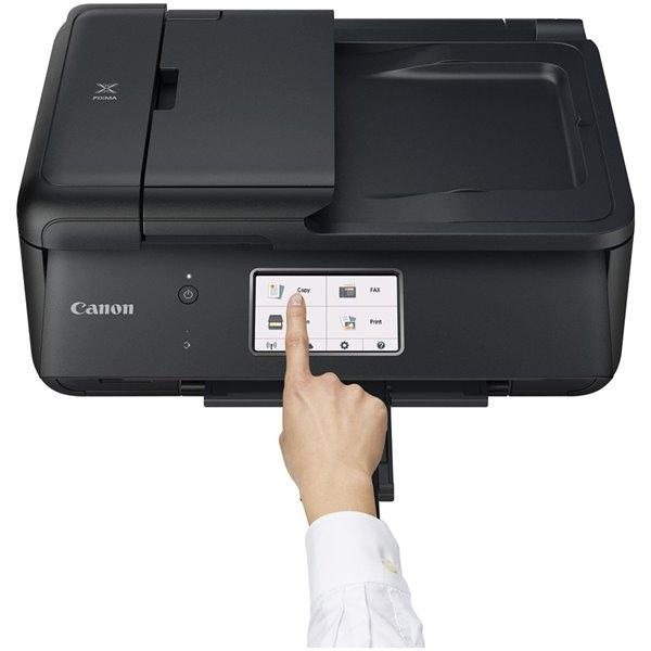 Laser Printers Canon TR8550 A4 Colour Inkjet 4 in 1 MF Printer