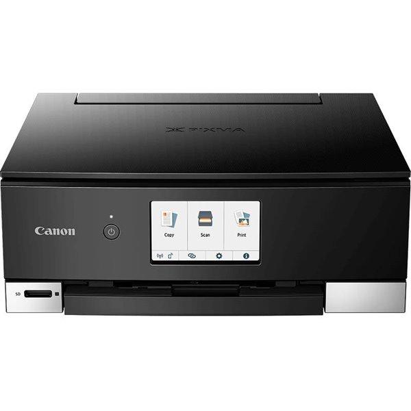 Multifunctional Machines Pixma TS8250 A4 Inkjet 3in1 Printer