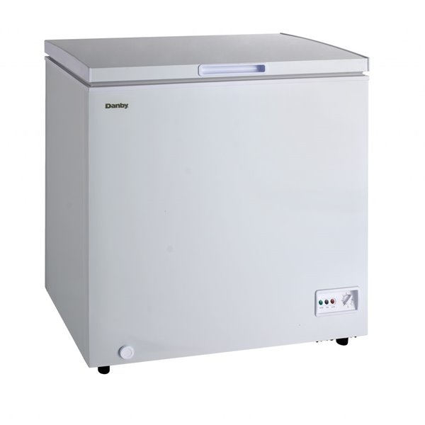 Tea / Coffee / Sugar Storage Danby 139L White Compact Chest Freezer
