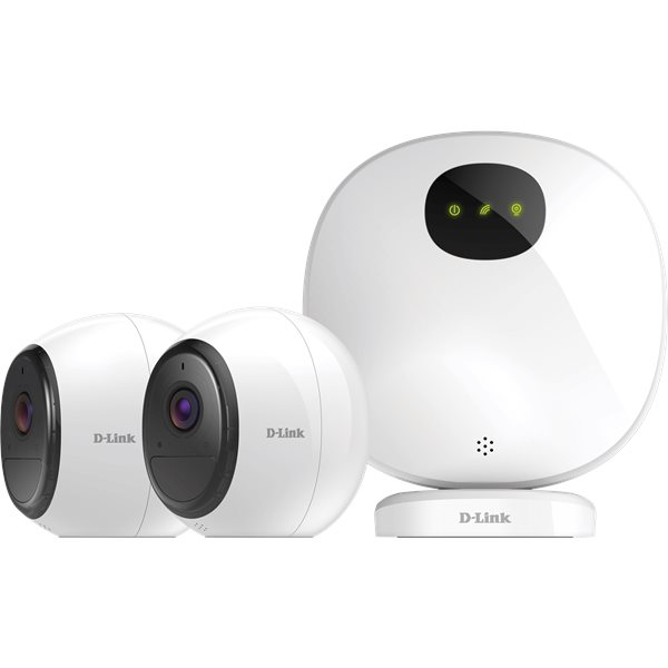 D Link DCS2802KT video surveillance kit