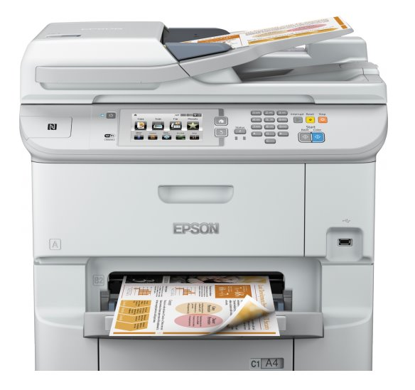 Epson WorkForce Pro WF6590DWF Printer