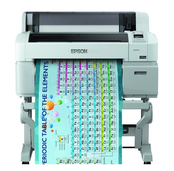 Epson Surecolor Sct3200 24In Printer