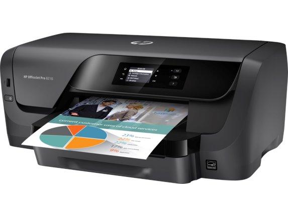 Inkjet Printers HP Officejet Pro 8210 Printer