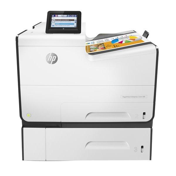 Inkjet Printers PageWide Enterprise 556xh Inkjet Printer