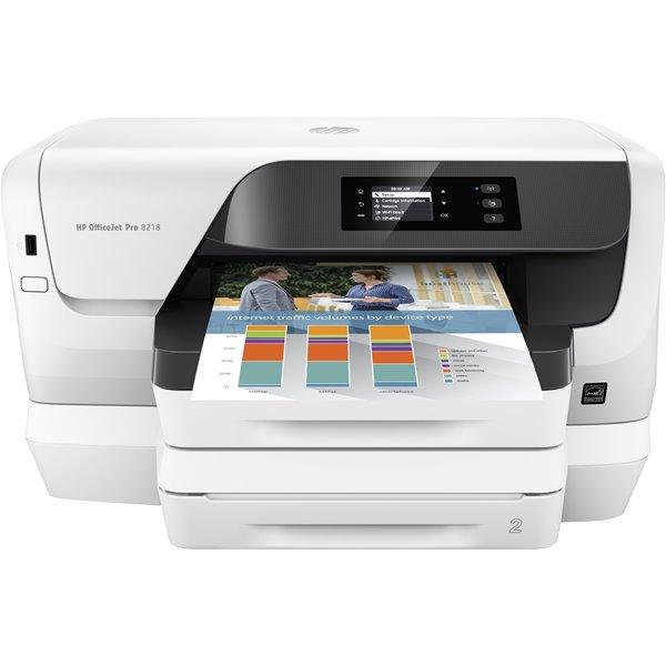 Inkjet Printers OfficeJet Pro 8218 Inkjet Printer