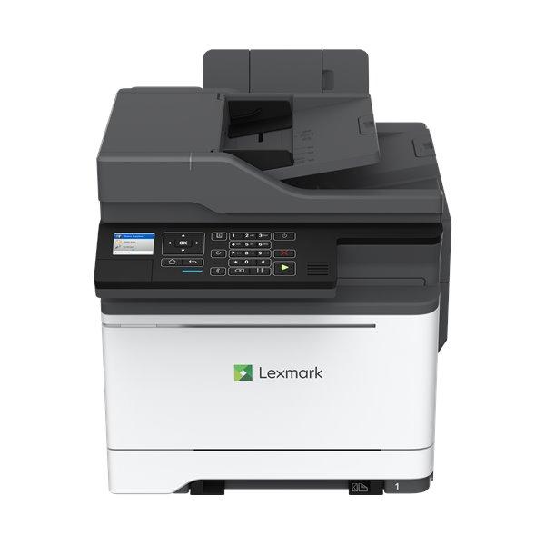 Laser Printers Lexmark CX421adn A4 Colour Laser MFP