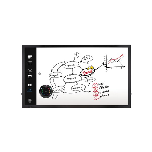 Monitors / Interactive Displays 75TC3D 75in Interactive Touch Display