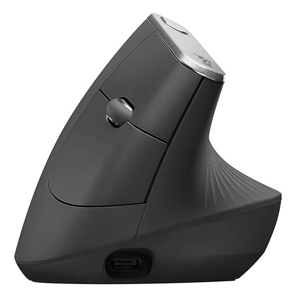 Wireless Logitech MX Vertical Advanced Ergo Mouse