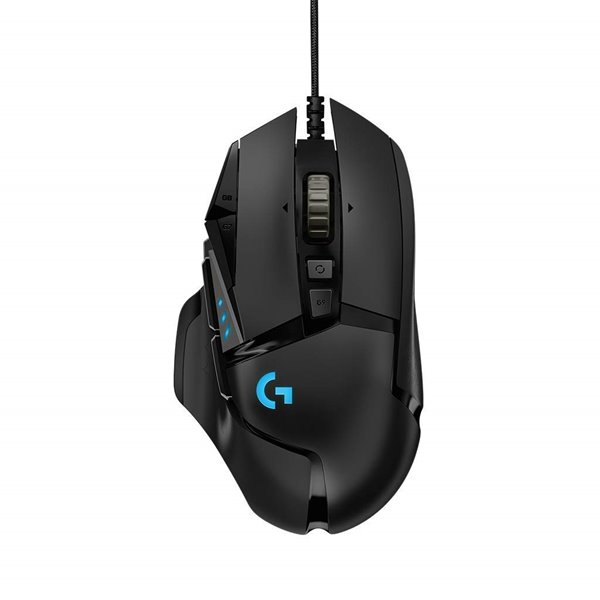 Wireless Logitech G502 Hero High Performance Gaming Mouse