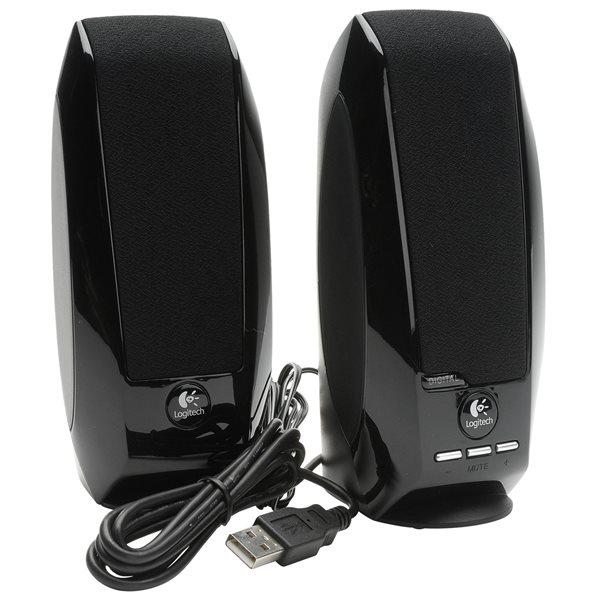 Speakers Logitech S150 Multimedia Speaker System BK