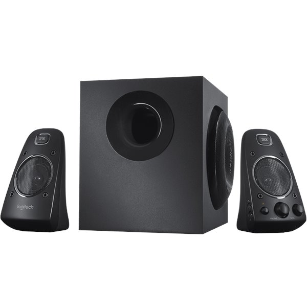 Logitech Z623 Speaker 2.1 channels 200w