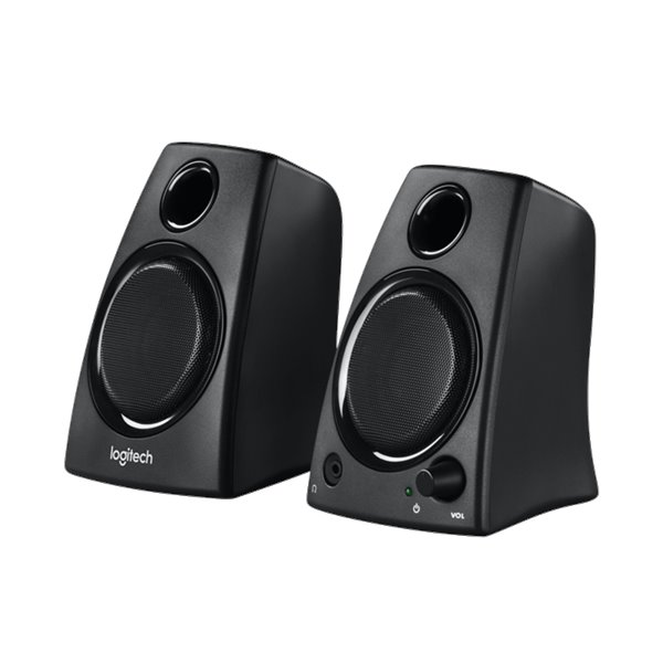 Logitech Z130 Compact Speakers Black UK