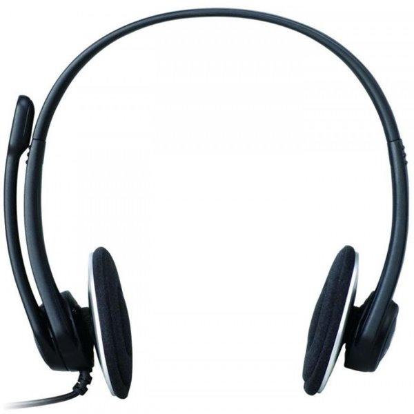Headsets Logitech H340 Lightweight USB Headset