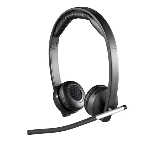 Headsets Logitech Wireless Headset Dual H820E