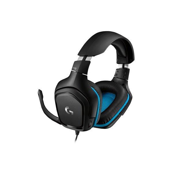 Headphones Logitech G432 Gaming Headset