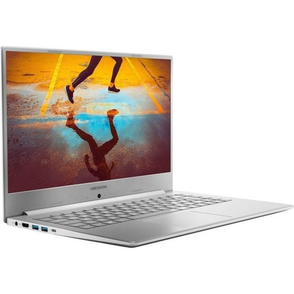 Laptops Medion S6445 15.6in i7 8GB 512GB W10P Notebook