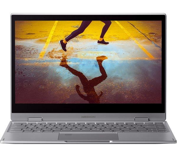 Laptops Medion S4403 14in i5 8GB 256GB SSD W10 Notebook