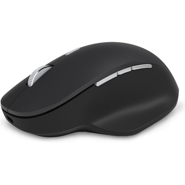Microsoft Precision Wireless Black Mouse