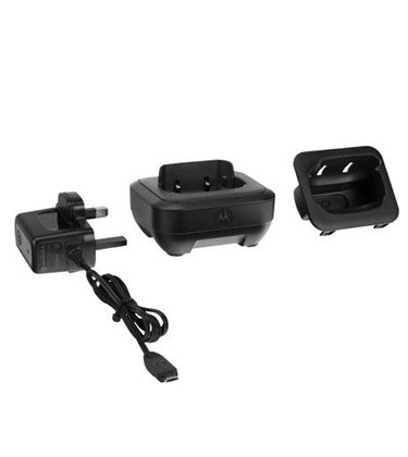 Headsets Motorola Drop in Charger for T82 Extreme Radios