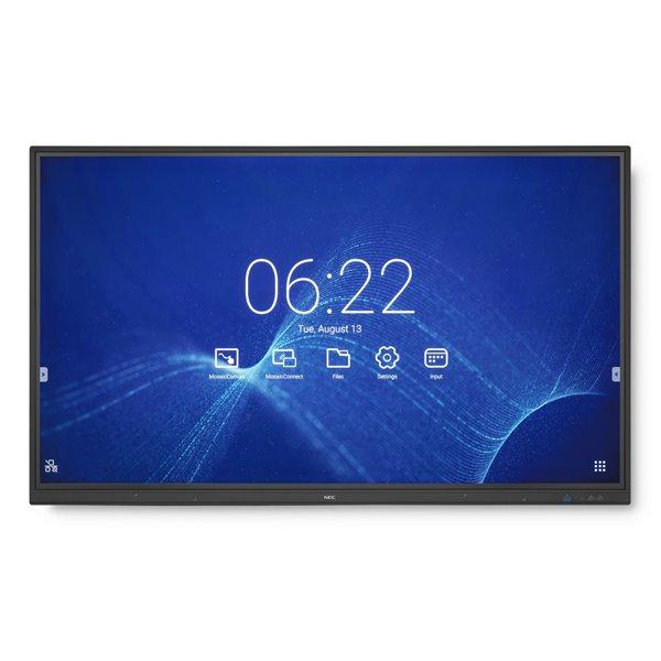 Monitors / Interactive Displays CB861Q 86in LCD 4K Interactive Display