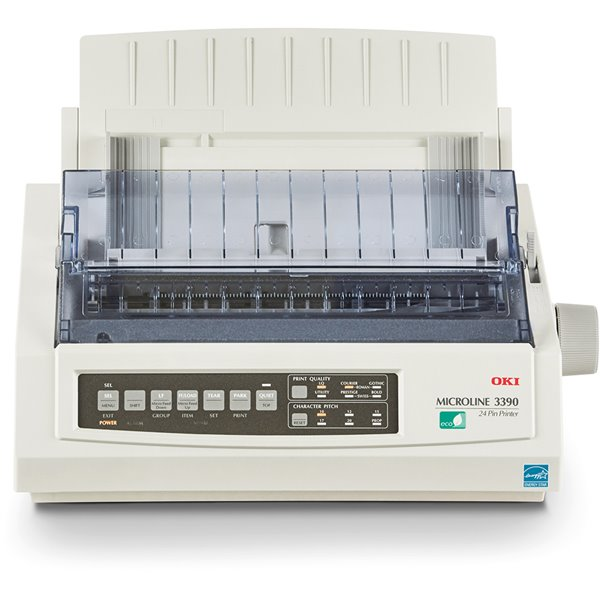 OKI ML3390Eco 24 Pin Dot Matrix Printe