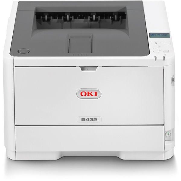 Laser Printers OKI B432DN A4 Mono Printer