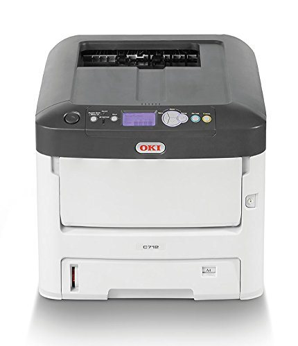 Laser Printers Oki C712N A4 Colour Laser Printer