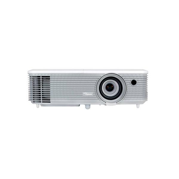 Projectors Optoma W400 DLP 3D Projector
