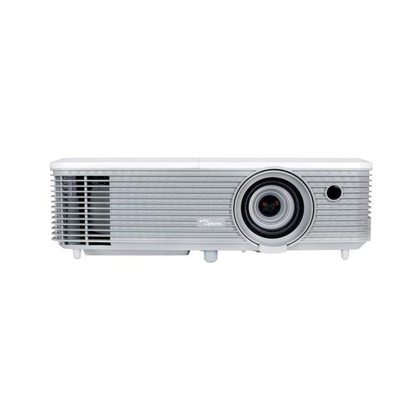 Projectors Optoma W400 Plus WXGA 4000 Lumens Projector