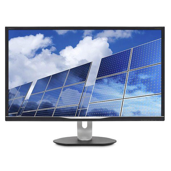 Monitors Philips 328B6QJEB 32in QHD LCD Monitor