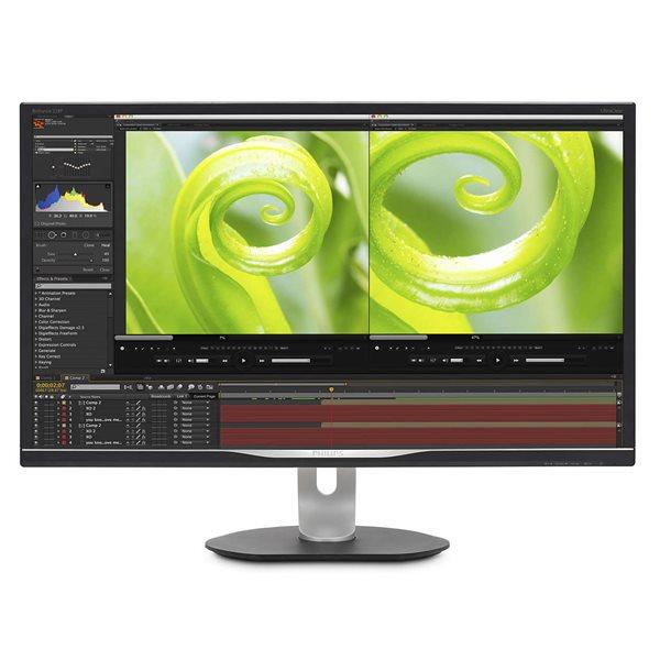 Monitors Philips 328P6VJEB00 32 INCH DVI DP
