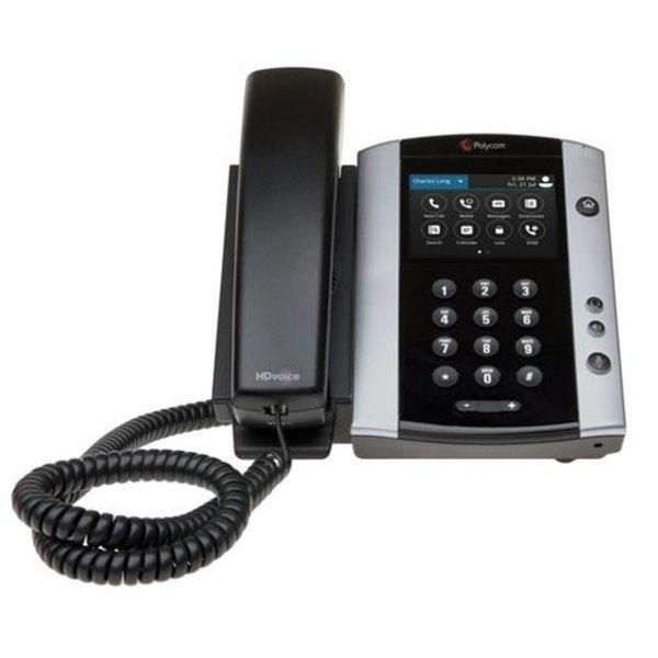 VVX 501 12 Line Business Media IP Phone