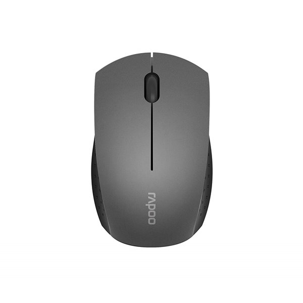 3360 RF 1000 DPI Wireless Grey Mouse