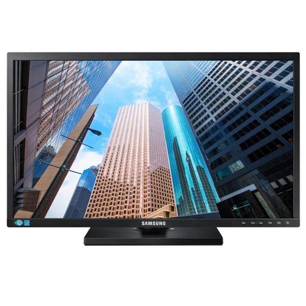 Monitors Samsung LS24E450F 24in USB VGA DVI HDMI Monitor