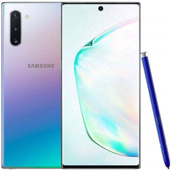 Accessories Samsung Note 10 4G 256GB Aura Glow