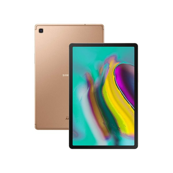 Tablets Galaxy Tab S5e 10.5in 64GB WiFi Gold