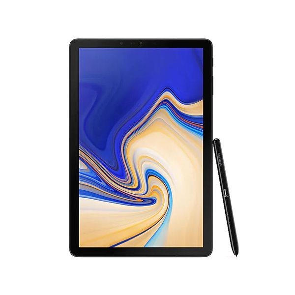 Tablets Samsung Tab S4 10.5in 64GB WiFi Black