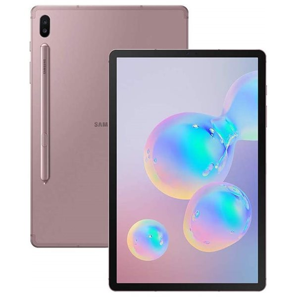 Tablets Samsung Tab S6 WiFi 128GB Rose Blush
