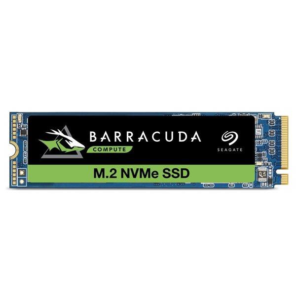 Hard Drives 512GB BarraCuda 510 PCIe NVMe Int SSD