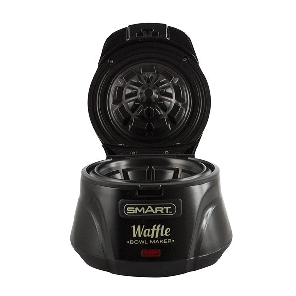 Tea / Coffee / Sugar Storage SMART Waffle Bowl Black